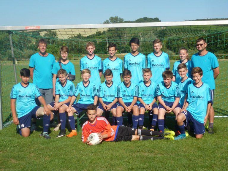 U15 Meister 17-18
